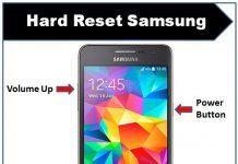 Come effettuare hard Reset Samsung Galaxy Grand Prime