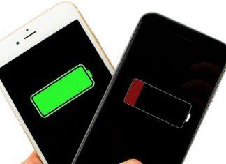 Come vedere la percentuale di carica della batteria di iPhone