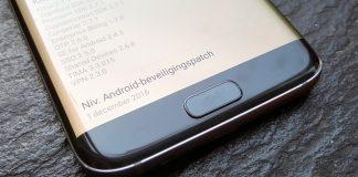 Aggiornamento Galaxy S7