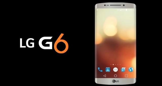 LG G6 pubblicizza il suo display per il MWC 2017: il teaser