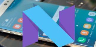Aggiornamenti Nougat smartphone Samsung
