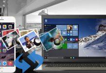 Come trasferire foto da iPhone a Windows 10