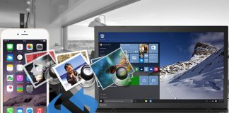 Come trasferire foto da iPhone a Windows 10