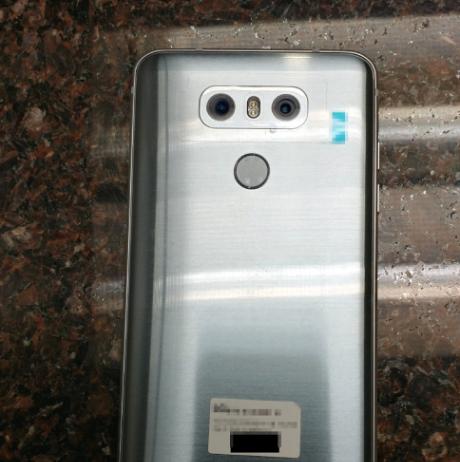 Display LG G6