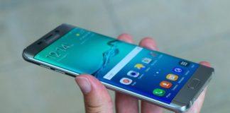 Aggiornamento Galaxy S6 Edge Plus