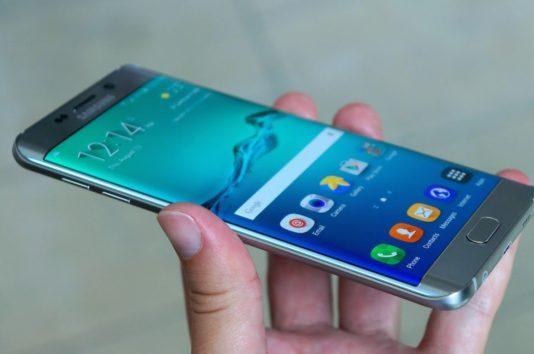 Aggiornamento Nougat Galaxy S6 Edge Plus