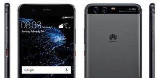 Aggiornamento Huawei P10
