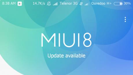 Aggiornamento Xiaomi Mi 5