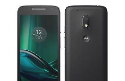 Android Nougat Moto G4 Play