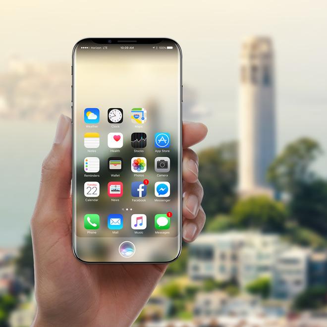IPhone 7s Plus: ricarica wireless e migliore resistenza ai liquidi