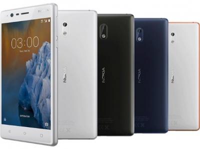 Nokia 3, 5 e 6: confermato l'aggiornamento Android Oreo entro il 2017