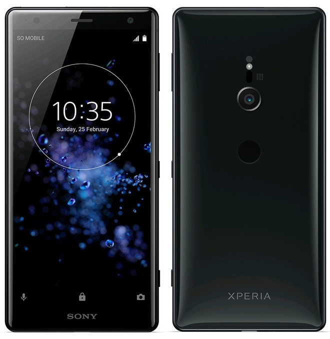 Mobile World Congress, Sony presenta i nuovi Xperia XZ2