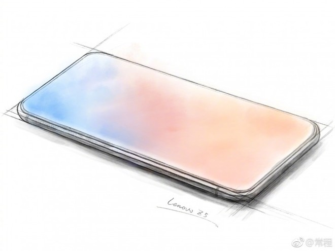 Lenovo Z5 sarà all-screen e senza notch