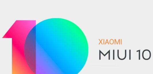 MIUI 10 China Developer