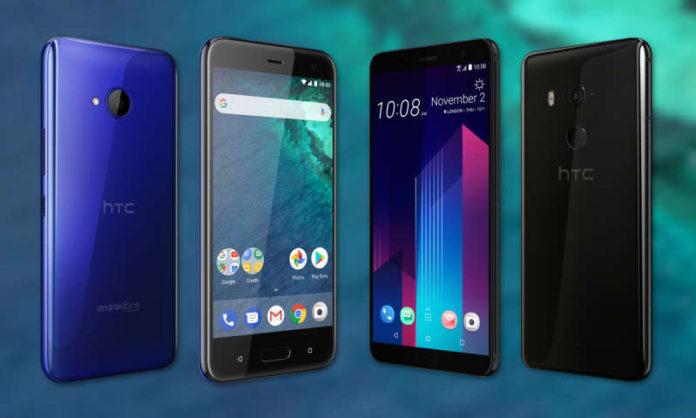 Aggiornamento Android 9 Pie smartphone HTC