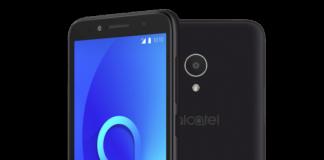 Come fare screenshot Alcatel 1X