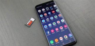 Come fare uno screenshot con un colpo di mano su Samsung Galaxy