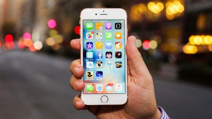 Cambiare email su iPhone