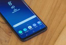 Come ruotare la home page verticalmente su Samsung Galaxy S9 e S9+