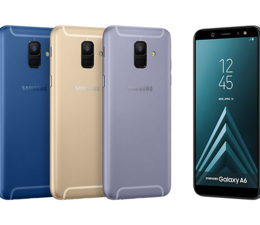 Come collegare il Samsung Galaxy A6 alla smart Tv