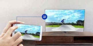 Come connettere qualsiasi smartphone Samsung alla Smart TV
