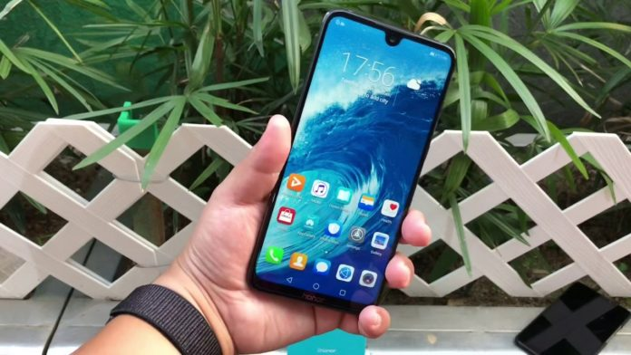 Come fare backup Honor 8X Max