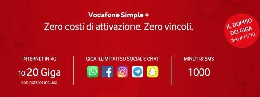 Vodafone Simple+