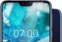 Aggiornamento Nokia 7.1