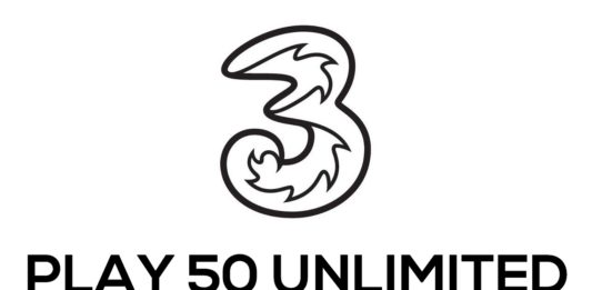 Tre PLAY 50 Unlimited