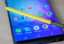 Android 9 Pie Galaxy Note 9