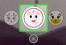 Come combinare l'effetto di più filtri su Snapchat