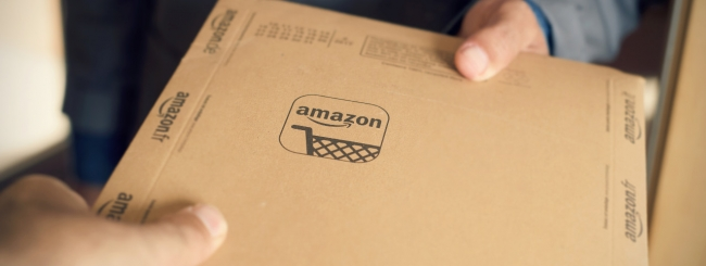 Come scoprire il corriere Amazon da smartphone