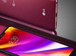 Aggiornamento LG G7 ThinQ