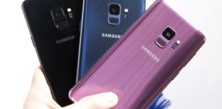 Aggiornamento Samsung Galaxy S9