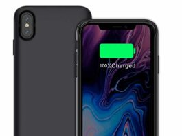 Come visualizzare la percentuale di batteria iPhone XS