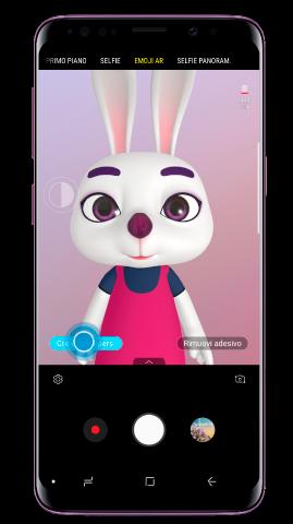 Come creare un emoji personalizzato con Galaxy S9