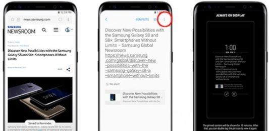 Come impostare promemoria personalizzati su Samsung Galaxy Note 9