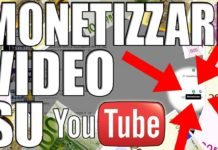 Come monetizzare i video su YouTube