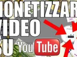 Come monetizzare i video su YouTube