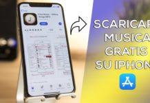 Come scaricare musica su iPhone XS