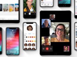 beta pubblica di iOS 12.2