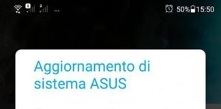 Aggiornamento Asus ZenFone 5
