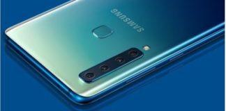 Nuovo aggiornamento Samsung Galaxy A9