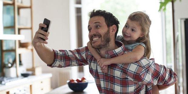 Festa del papà Vodafone