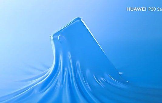 News Huawei P30