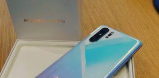 Aggiornamento Huawei P30