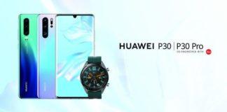 Pre-ordini Huawei P30