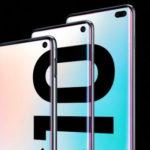 Aggiornamento Samsung Galaxy S10