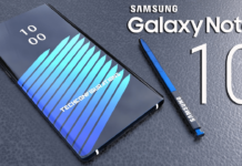 Uscita Samsung Galaxy Note 10