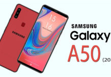 aggiornamento per Galaxy A50